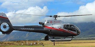 Maui Sunset Odyssey Helicopter Flight