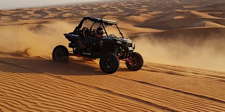 One-Hour Quad Biking or Buggy Tour from Dubai tickets
