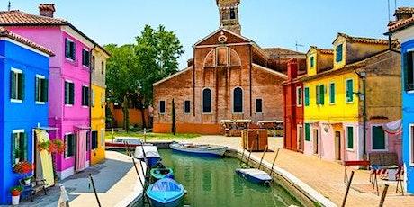 Islands of Murano and Burano: Excursion from Venice biglietti
