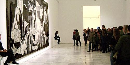 Museo Reina Sofía: Skip The Line & Guided Tour