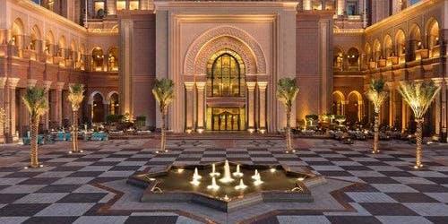 Emirates Palace: Coffee & Cake