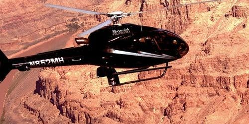 Grand Canyon Western Journey by Helicopter