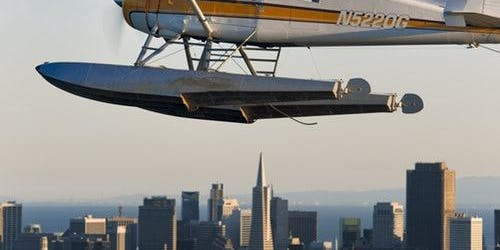 San Francisco City Sites by Seaplane
