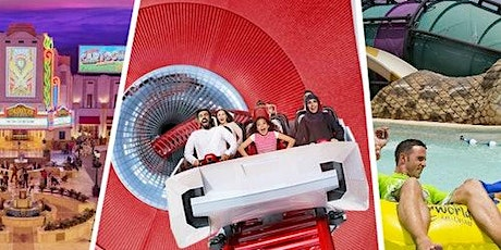 Yas Waterworld, Ferrari World or Warner Bros World: Combo tickets
