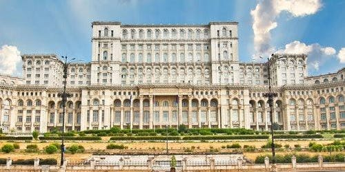Palace of the Parliament: Entrance + Guided Tour