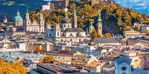 City Center Bus Tour & Salzburg Card 24H