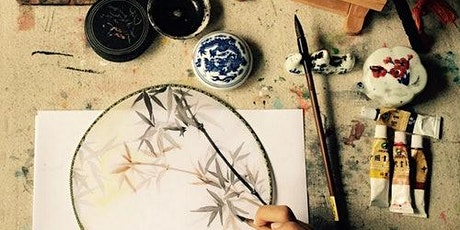 Chinese Fan Painting Workshop tickets