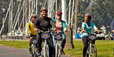 Golden Gate Bridge to Sausalito: Guided Bike Tour