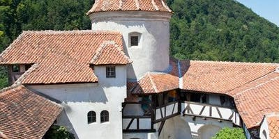 Dracula's Castle: Fast Track + Guided Tour