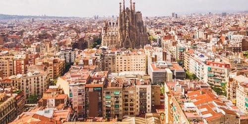 Park Güell & Sagrada Familia: Guided Tours