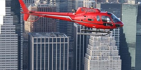 NYC Helicopter Flight from New Jersey tickets