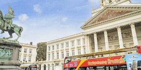 Brussels Card & Hop-on Hop-off Bus billets