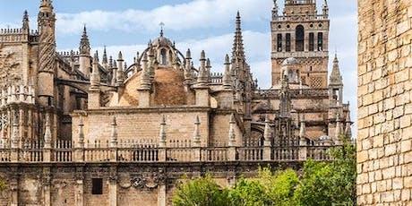Cathedral + Alcázar of Seville: Guided Tour Combo entradas