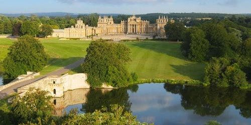 Blenheim Palace, Downton Abbey Village & the Cotswolds: Guided Tour