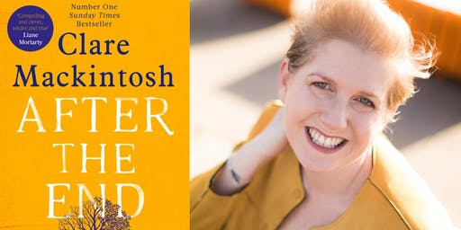 Clare Mackintosh | After The End | Lunchtime Book Launch