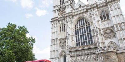 London in Style Tour with Afternoon Tea at Westminster Abbey
