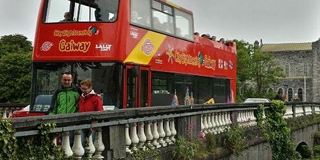 Hop-on Hop-off Bus Galway 48H tickets