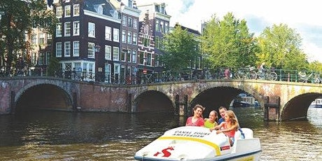 Pedal Boat Amsterdam tickets