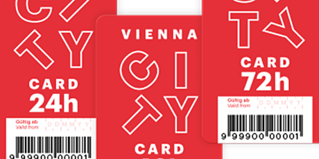 Vienna City Card: Discounts and Public Transport Tickets