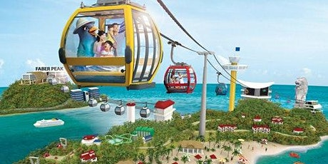 Singapore Cable Car tickets