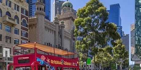 Hop-on Hop-off Bus Melbourne tickets