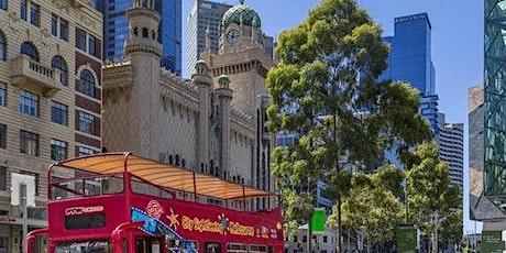 Hop-on Hop-off Bus Melbourne tickets