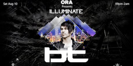 BT at Ora  tickets