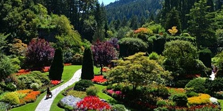 Butchart Gardens: Roundtrip from Victoria tickets