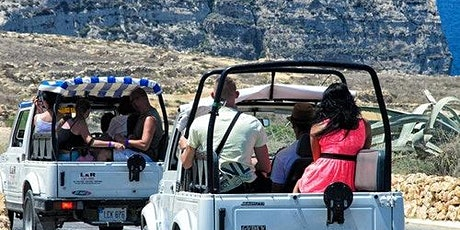 Gozo Jeep Safari tickets