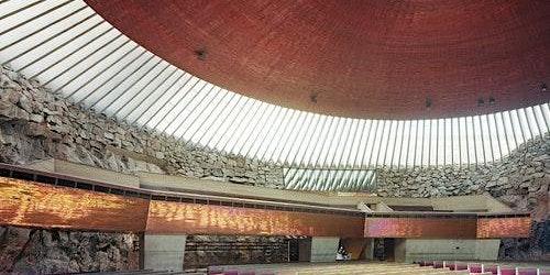 Temppeliaukio Kirkko Helsinki