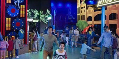 Warner Bros. Fun Zone Macau