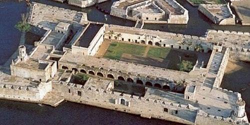 Castle of San Juan de Ulúa + Old Town Tour