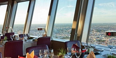 Berlin TV Tower: Skip the Line + Lunch