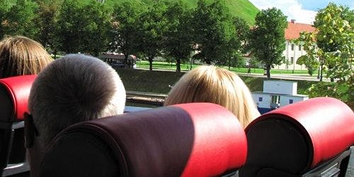 Hop-on Hop-off Bus Vilnius