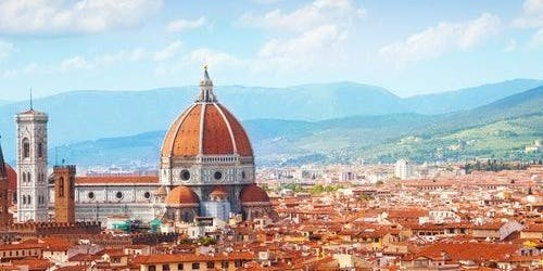 Best of Florence: Uffizi, Accademia Gallery & Duomo Complex