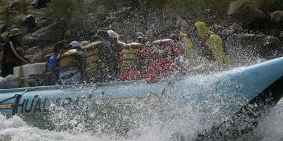 Grand Canyon Whitewater Rafting & Helicopter Ride