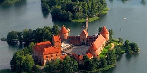 Tour to Trakai Island + Trakai Castle Admission