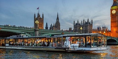 London Dinner Cruise tickets