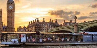 London Afternoon Tea Cruise