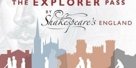 Shakespeare's England Explorer Pass tickets