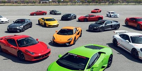 Supercar Combination Driving Experience tickets