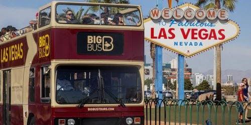 Hop-on Hop-off Bus Las Vegas