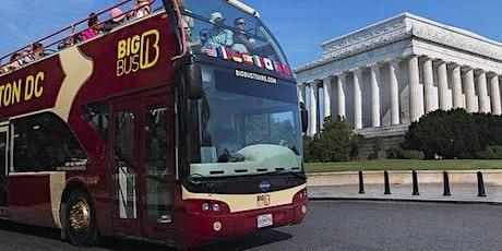 Hop-on Hop-off Bus Washington, D.C. tickets