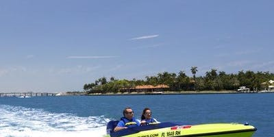 Speed Boat Adventure Tampa Bay