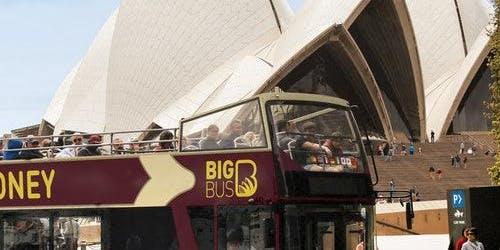 Hop-on Hop-off Bus Sydney