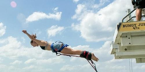 AJ Hackett Bungy Jump