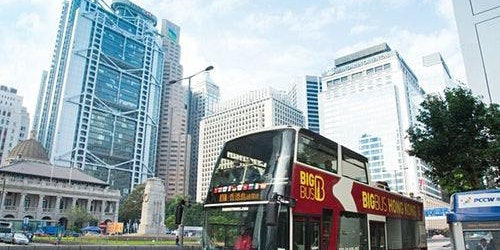 Hop-on Hop-off Bus Hong Kong