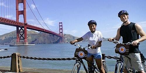 Golden Gate Bridge: Self-Guided Bike Tour
