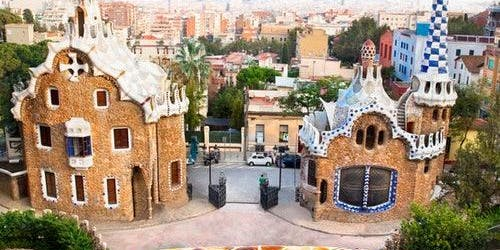 Park Güell: Skip The Line + Guided Visit