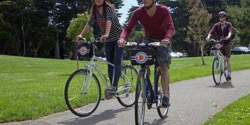 Golden Gate Park: Guided Bike Tour